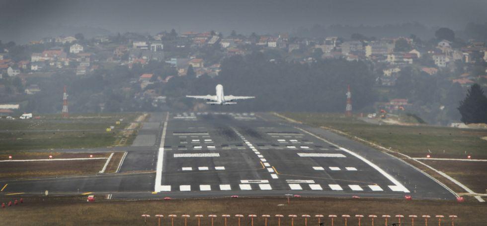 Alvedro, Aeropuerto de A Coruña
