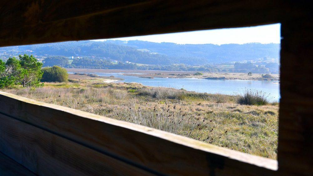 Observatorio de aves de Baldaio